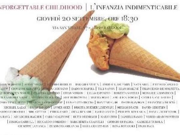 Unforgettable Childhood | Infanzia indimenticabile, Museo Nazionale di Ravenna
