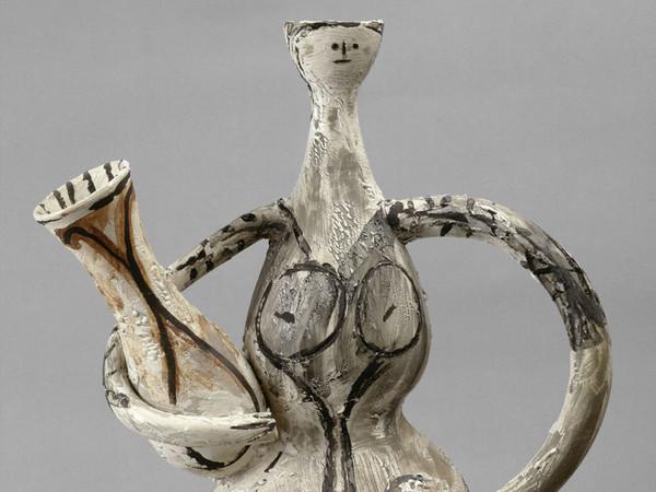 Pablo Picasso, <em>Vaso di donna con anfora</em>, 1947-48<br />