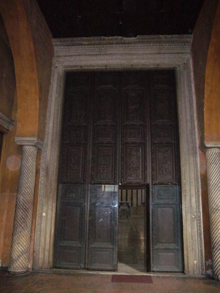 Porta Lignea