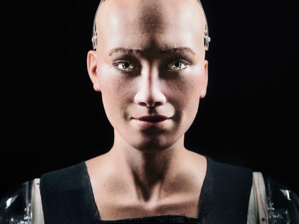 Giulio Di Sturco, Sophia, l'umanoide più sofisticato costruito fino ad oggi