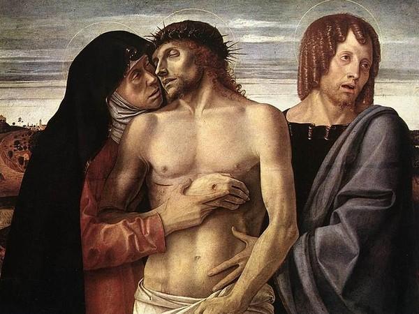 La Pietà, Giovanni Bellini