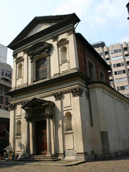 Chiesa di San Vito in Pasquirolo