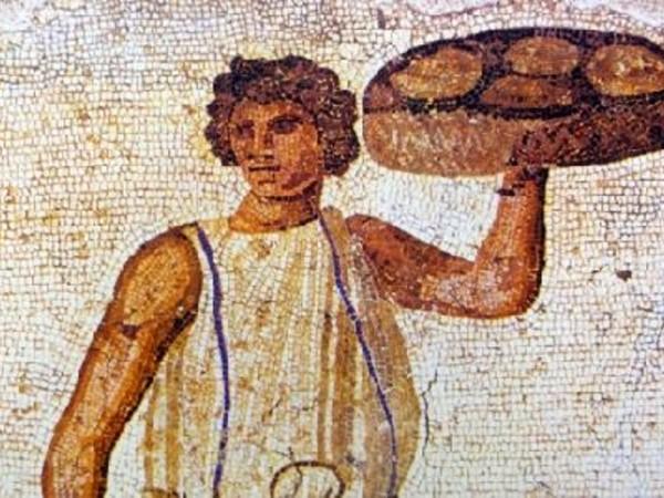 Aperitivo degli antichi romani, Foro Romano, Milano