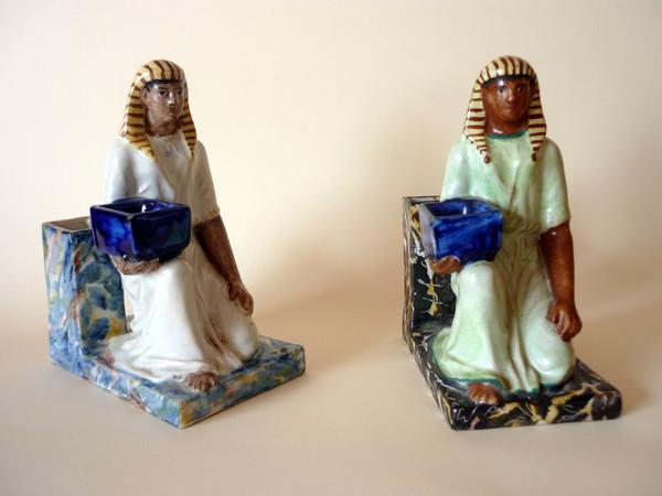 Ceramiche al Museo Civico Gaetano Filangieri di Napoli<br />