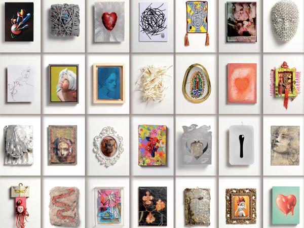<em>EX VOTO / per arte ricevuta</em>