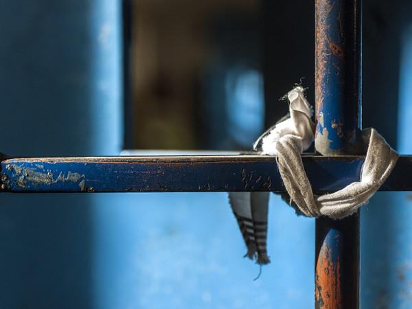 Luca Chiste,&nbsp;<em>Ex carcere di Via Pilati</em><br />