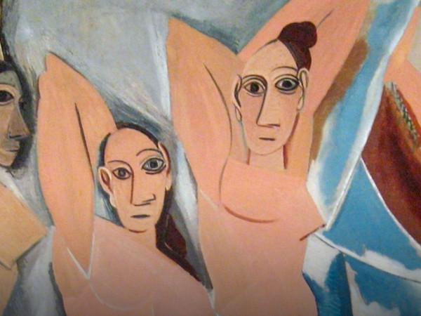 Particolare opera di Pablo Picasso