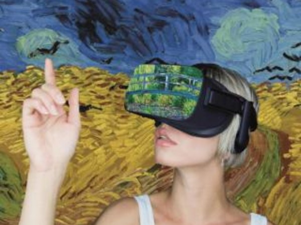Arte Virtuale Van Gogh