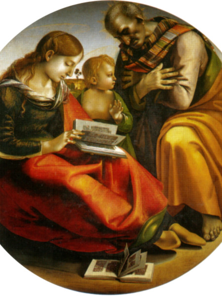Sacra Famiglia di Parte Guelfa