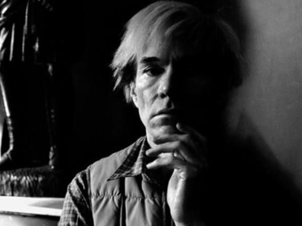 Aurelio Amendola, Andy Warhol