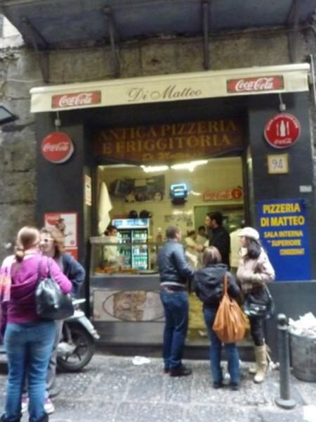 Pizzeria di Matteo
