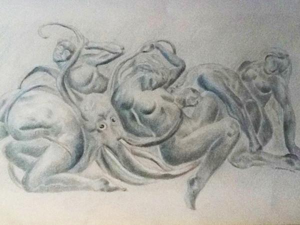 Carla Bronzino, Piovra demone