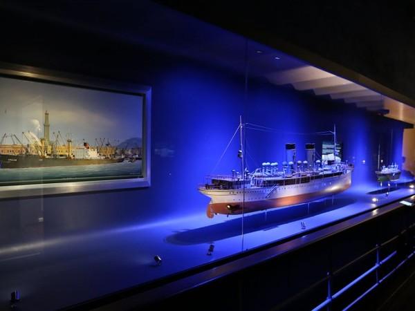 Scagni & Vapori. Gli armatori si raccontano, Galata Museo del Mare, Genova