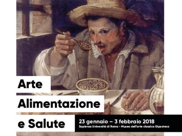 """Alimentazione Arte Salute. Mostra degli allievi del Liceo Artistico Statale """"Giulio Carlo Argan"""""""
