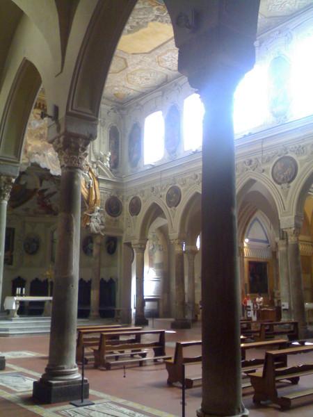 Basilica di Santa Restituta e Battistero San Giovanni in Fonte