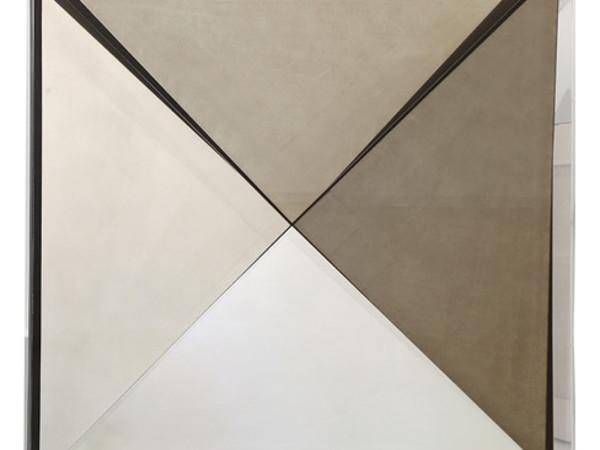 Christian Megert, Untitled, 1981, cm. 127x127x14