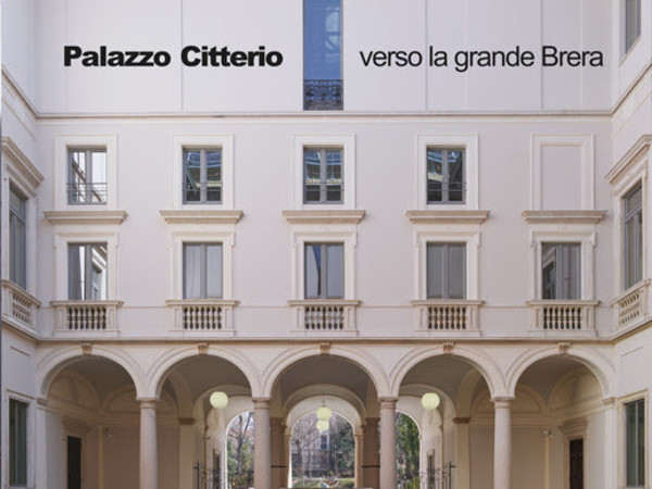 Palazzo Citterio verso la grande Brera