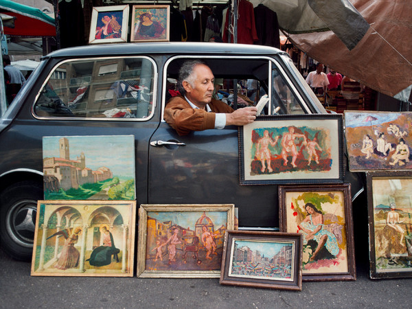 Steve McCurry,Roma, Italia, 1984   © Steve McCurry