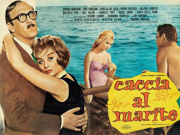 Caccia al marito, 1960. Regia Marino Girolami