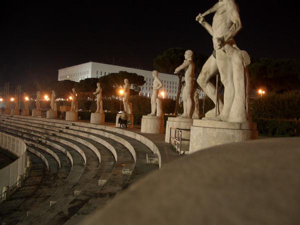 Foro Italico (Olympic Village)
