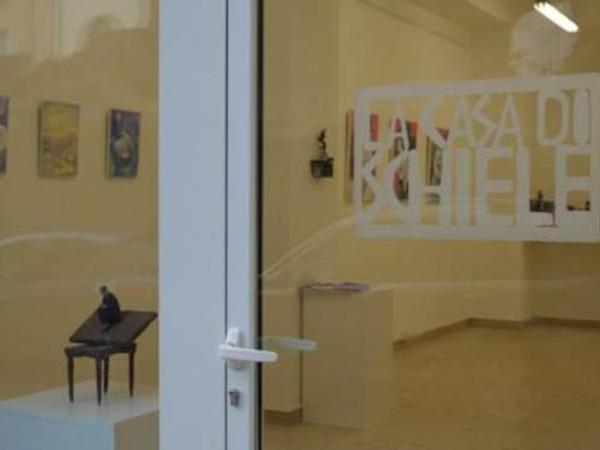 La casa di Schiele, Benevento
