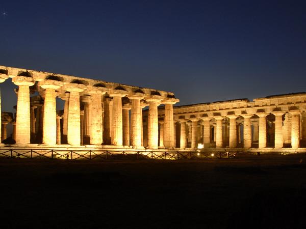 Tempio di Nettuno, Parco Archeologico di Paestum