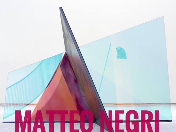 Matteo Negri. 17 sculture a colori