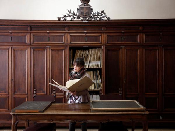 ISTOCARTA Open Days, Archivio delle Cartiere Miliani Fabriano