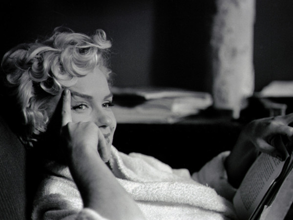 <em>USA. New York. US Actress Marilyn Monroe. 1956</em> | &copy; Eliott Erwitt/Magnum Photos/Contrasto