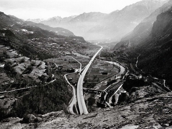 Gabriele Basilico, Valle d'Aosta 1991
