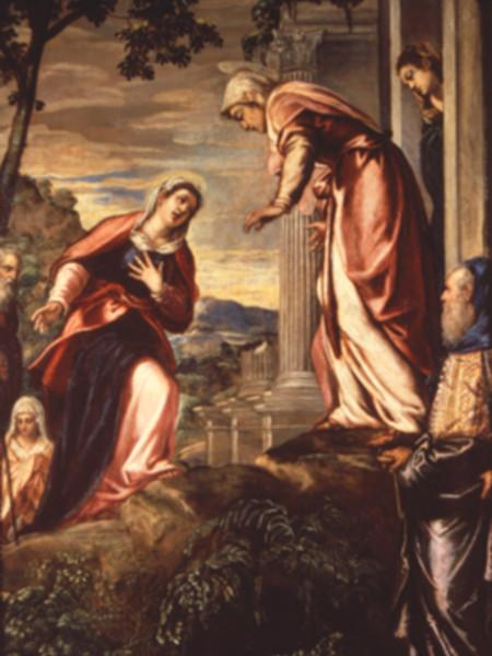 Visitazione e i Santi Giuseppe e Zaccaria