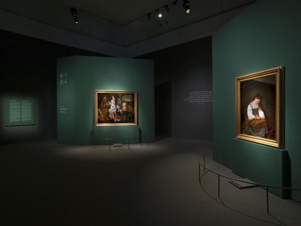 Dentro Caravaggio, Palazzo Reale, Milano