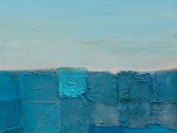 Nino De Luca, Luce oltre il blu, 2019