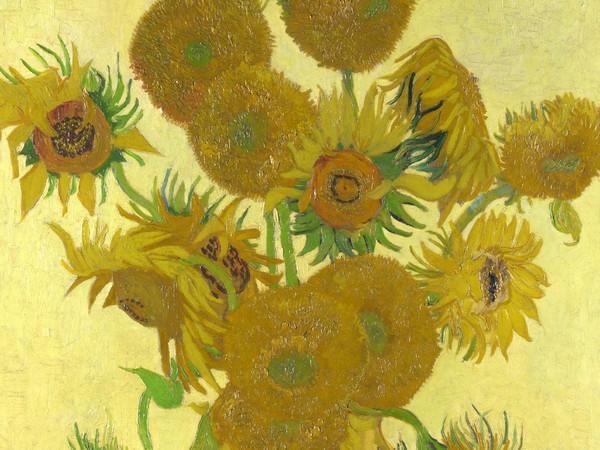 Vincent van Gogh, Girasoli, 1888, Olio su tela, 92.1 x 73 cm, Londra, National Gallery | © National Gallery, London