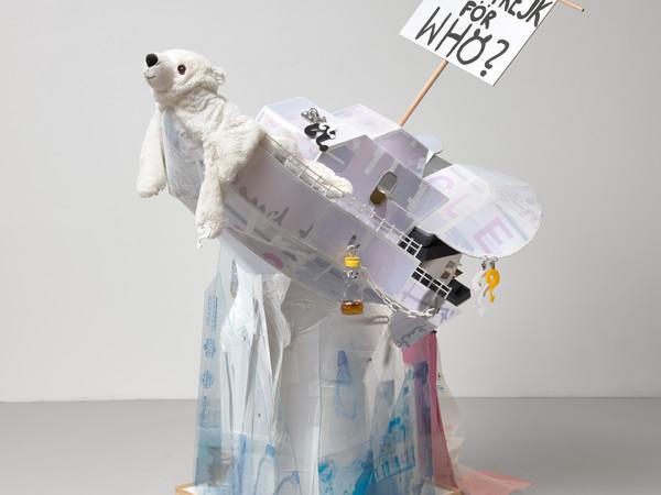 "Simon Fujiwara, Sculptures for ""Who the Bær"", 2020 I Ph. Jörg von Bruchhausen"