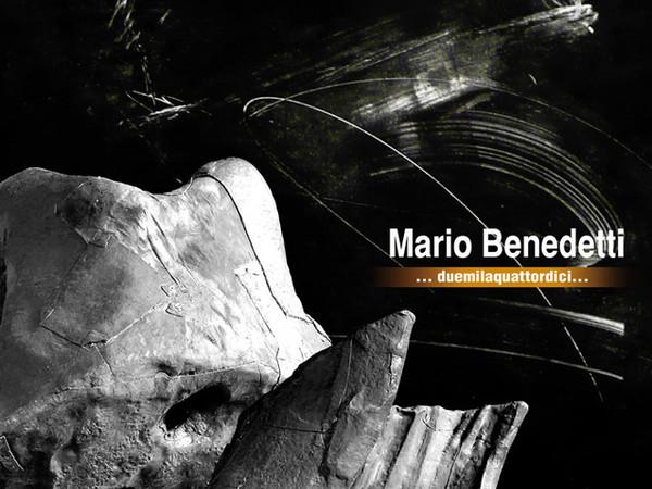Mario Benedetti...duemilaquattordici..., Fondazione Mudima, Milano