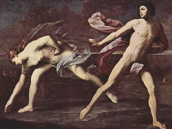 Atalanta e Ippomene