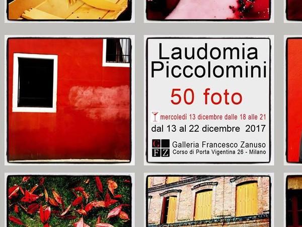 Laudomia Piccolomini, 50 foto, Galleria Francesco Zanuso, Milano