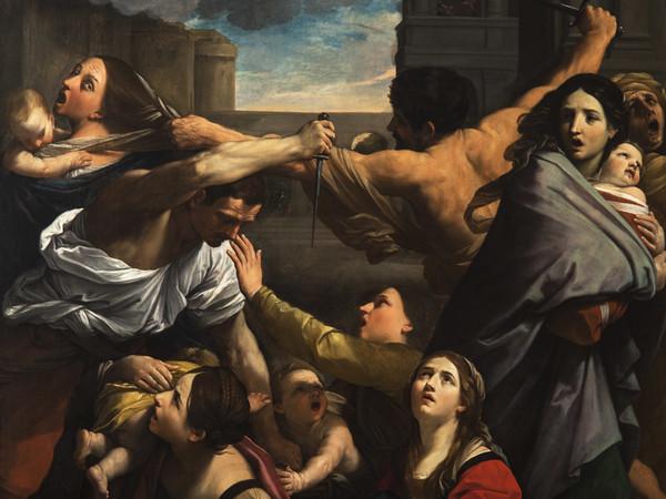 Guido Reni, La strage degli innocenti, 1611. Pinacoteca Nazionale di Bologna