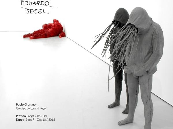 Paolo Grassino, Galleria Eduardo Secci, Firenze