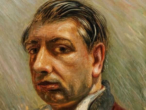 Giorgio De Chirico, <em>Autoritratto </em>| Courtesy Galleria Bottegantica Milano