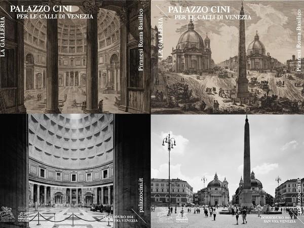 Palazzo Cini per le calli di Venezia