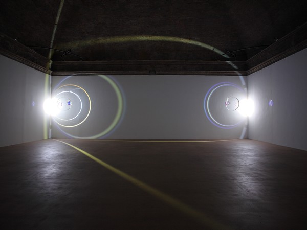 Olafur Eliasson,<em> The Sun has no money (Il sole non ha soldi)</em>, 2008, Castello di Rivoli Museo d'Arte Contemporanea, Rivoli-Torino<br />