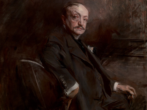 Giovanni Boldini, Autoritratto, 1911, Museo Giovanni Boldini, Ferrara