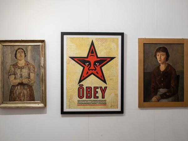 Shepard Fairey. 3 Decades of dissent, Galleria d'Arte Moderna, Roma