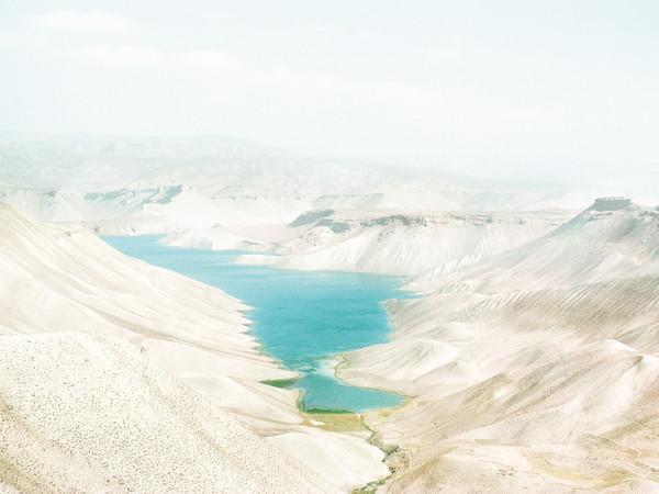 Patrizia Mussa, Afganistan Band-e Amir Photopastel, 2016