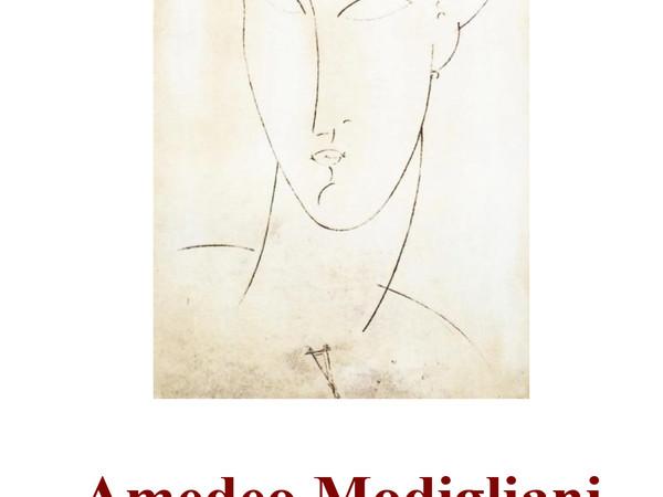 Amedeo Modigliani. Dodici unica in acquatinta acquaforte d'apreés