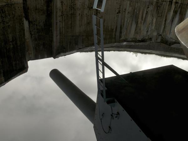 <span>Per Barclay,</span><em>Adolf Gun, Harstad 8</em><span>, 2009, fotografia a colori, cm. 200x160</span>