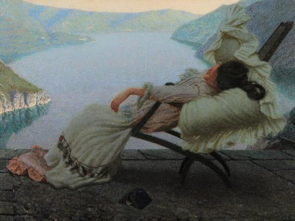 Angelo Morbelli, <em>Per sempre</em>,1906