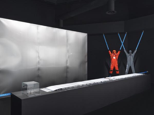 Antarctic Resolution, Giardini della Biennale, Venezia I Image courtesy of UNLESS ©️ Delfino Sisto Legnani